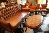 Canapé + fauteuils + Table 450 Toulouse (31)
