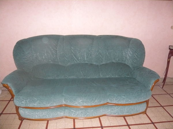 canapé  et  2  fauteuils 0 Châtellerault (86)