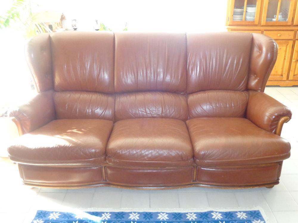 Canapé et ses 2 fauteuils 550 Saint-Marcellin (38)