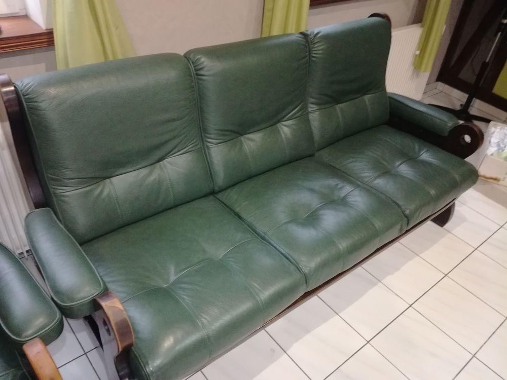 Canapé et fauteuils 200 Bénifontaine (62)