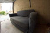 Canapé lit futon 100 La Seyne-sur-Mer (83)