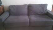canapé lit gris anthacite 450 Rillieux-la-Pape (69)