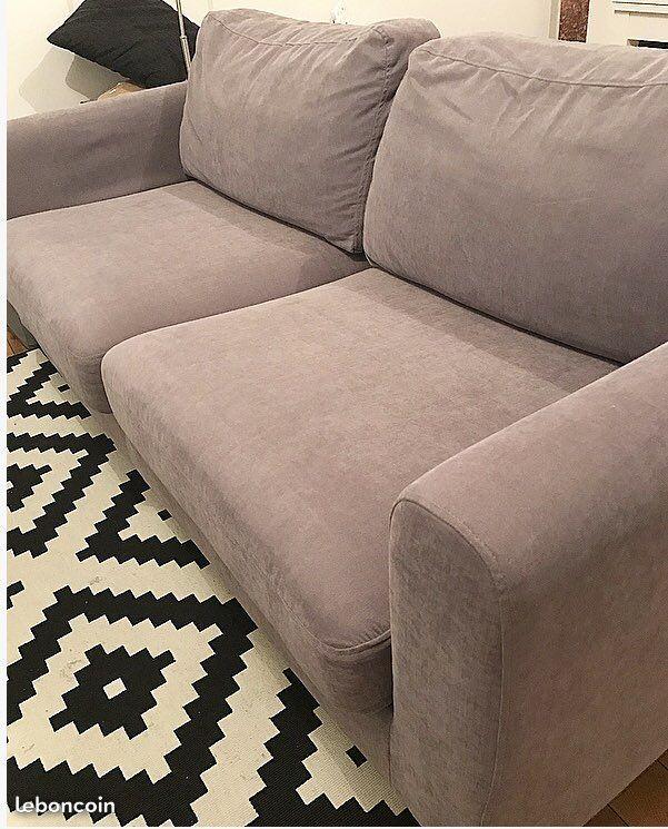 canap s gris occasion toulouse 31 annonces achat et vente de canap s gris paruvendu. Black Bedroom Furniture Sets. Home Design Ideas