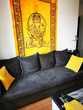 Canapé gris 380 Vienne (38)