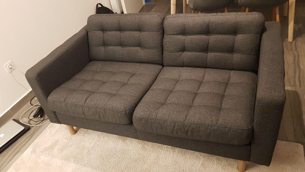 Canape IKEA 2 places scandinave LANDSKRONA sous garantie 300 Noisy-le-Grand (93)