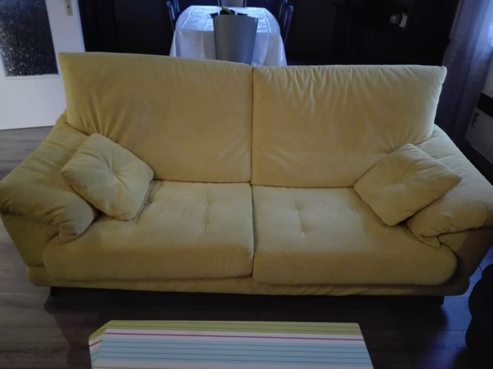 canapé jaune 30 Westhouse (67)