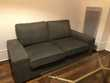 Canapé KIVIK 2 places, borred gris vert, IKEA