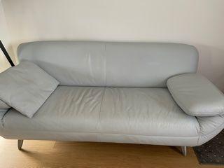 1 Canapé de marque Koinor bleu ciel 250 Steinseltz (67)