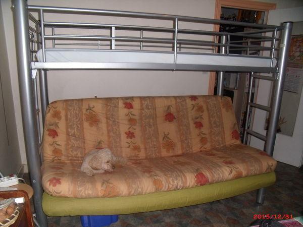 Canapé mezzanine 120 Thoury-Férottes (77)