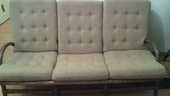 Canapé 3 place et fauteuil 1 place 40 Fourmies (59)