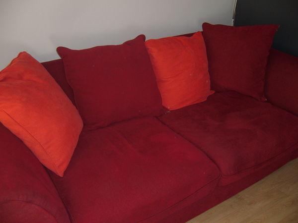 Achetez canap 3 places occasion annonce vente nantes for Monsieur meuble nantes canape