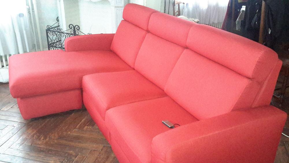 Canapé 4 places dont 1 électrique ,1 méridienne poltron sofa 575 Annay (62)