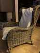 canapé 3 places en bon état plus deux fauteuils Meubles