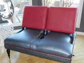 Canapé 2 places, fauteuil, pièce unique 600 Montévrain (77)