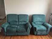 canapé 2 places + fauteuil 80 Coarraze (64)
