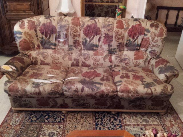 Canapé 3 places + 1 fauteuil 30 Aix-en-Provence (13)