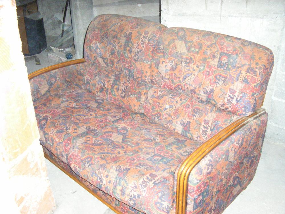 canapé 2 places+ fauteuil 0 Aiguilhe (43)