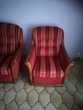 canapé 3 places + un fauteuil Meubles
