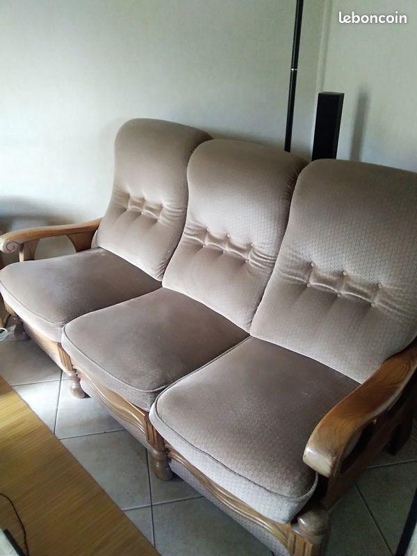 canapé 3 places et 1 fauteuil 20 Sévrier (74)