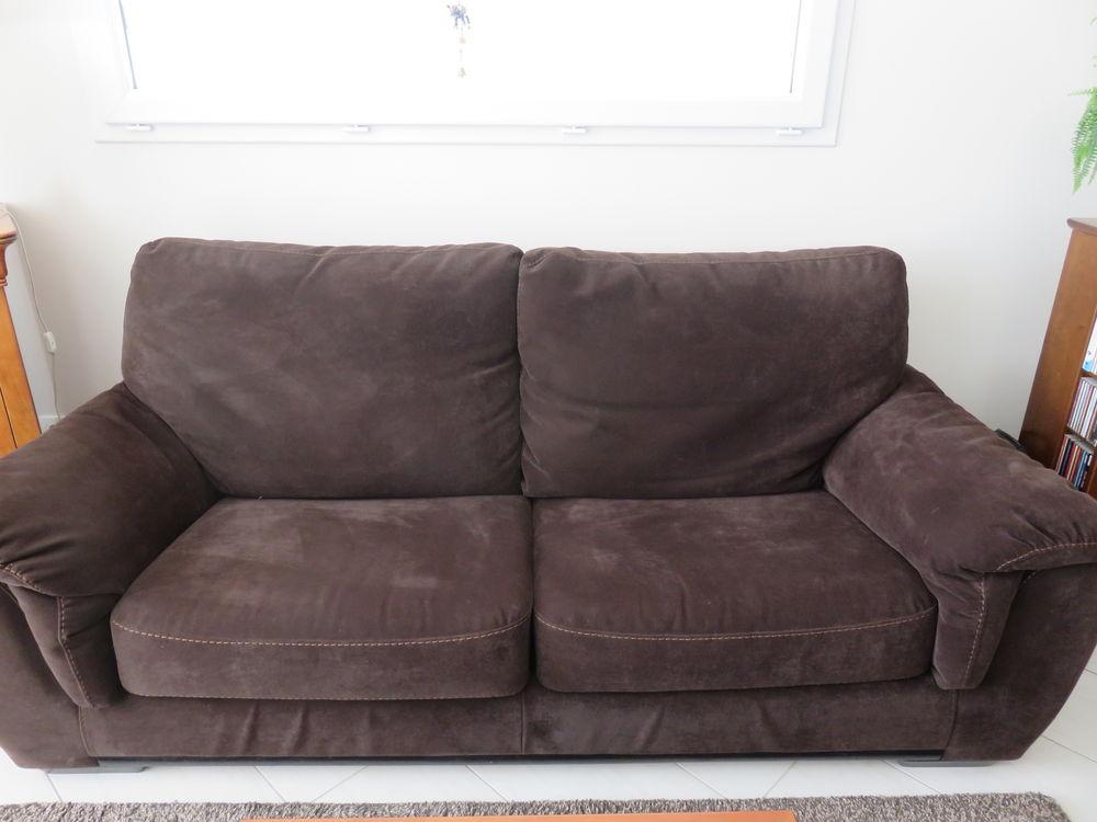 Canapé 3 places + fauteuil  450 Thônes (74)