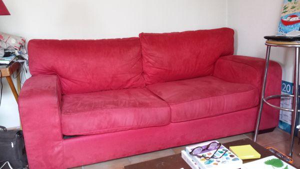 canap s velour occasion bordeaux 33 annonces achat et vente de canap s velour paruvendu. Black Bedroom Furniture Sets. Home Design Ideas