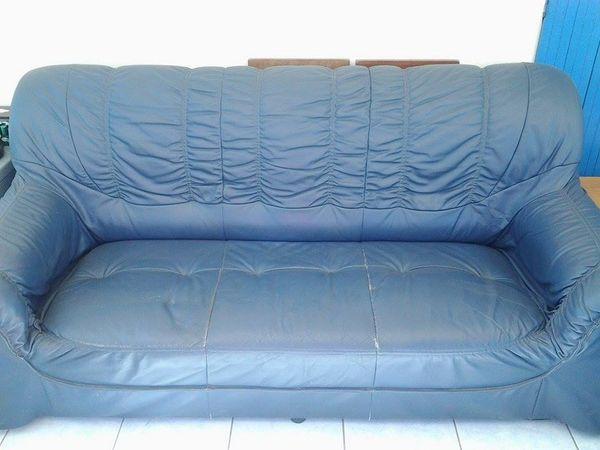 Canapé 3 places + 2 fauteuils 0 Moëlan-sur-Mer (29)