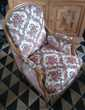 Canapé 2 places + 3 fauteuils style Louis XV Meubles