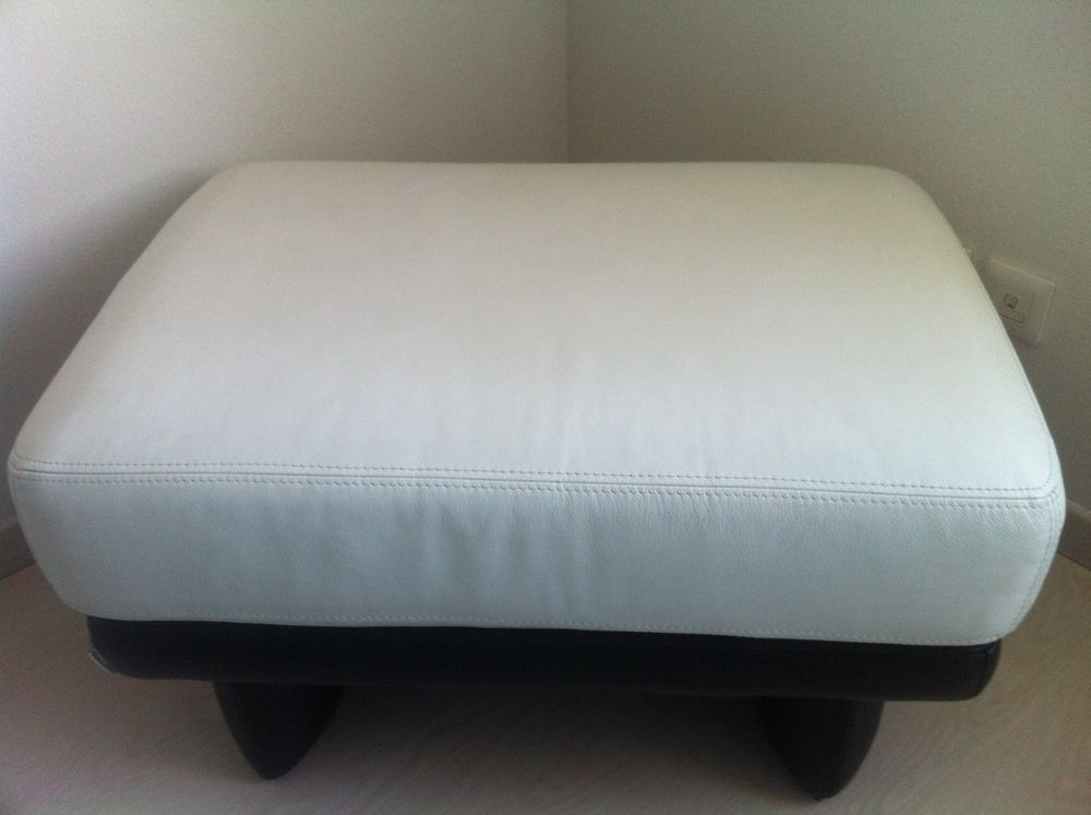 pouf meridienne salon de jardin en rsine tresse arrondie. Black Bedroom Furniture Sets. Home Design Ideas
