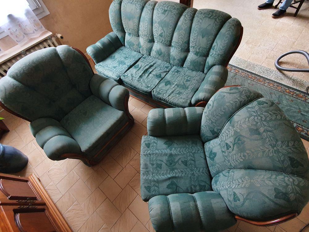 Canapé 3 places plus 2 fauteuils 0 Orléans (45)
