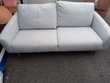 Canapé 2 places tbe 50€ prix fixe. Cholet (49)