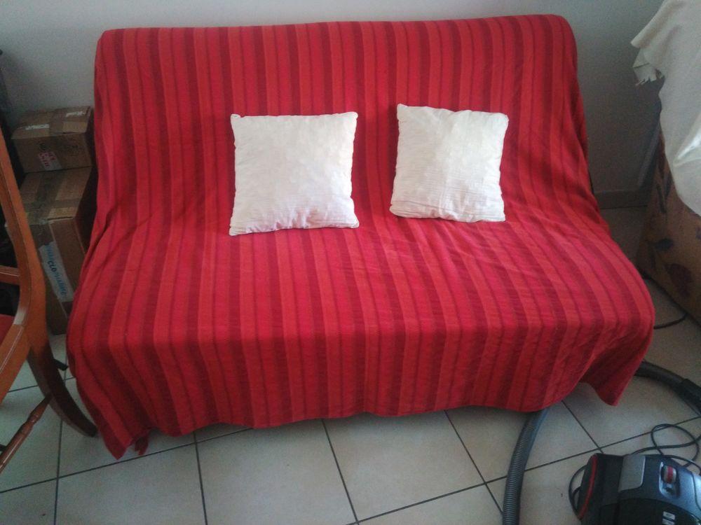 achetez canap lit bz 2 3 occasion annonce vente marseille 13 wb156345227. Black Bedroom Furniture Sets. Home Design Ideas