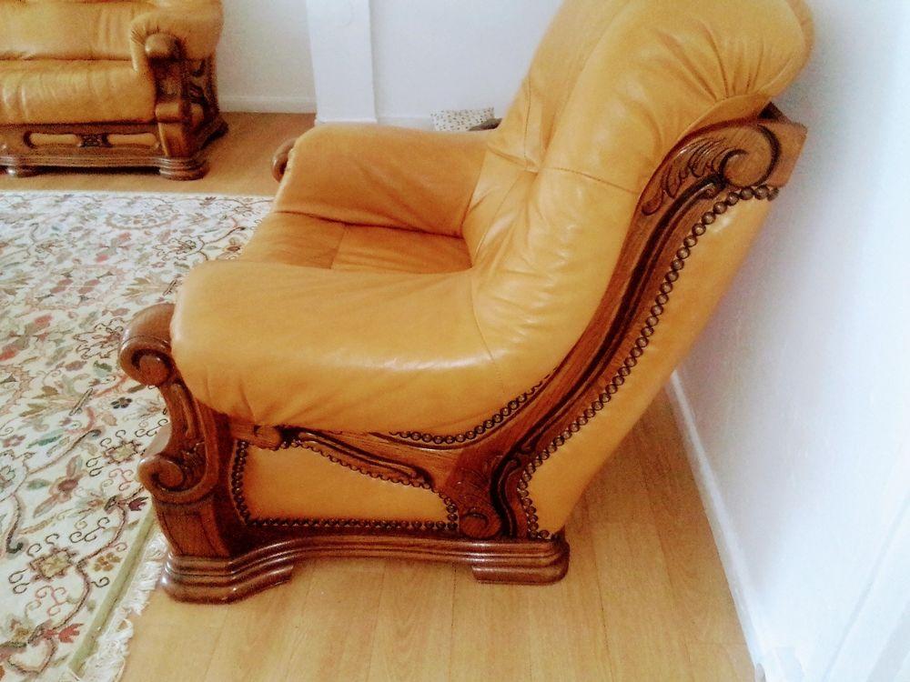 canapé plus 2 fauteuil bon état 100 Dunkerque (59)