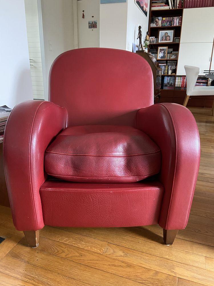 Canapé Poltrona Frau et ses 2 fauteuils 1100 Paris 5 (75)