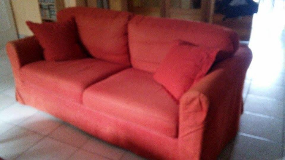canap s rouges occasion nancy 54 annonces achat et vente de canap s rouges paruvendu. Black Bedroom Furniture Sets. Home Design Ideas