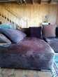 Canapé en suédine Meubles