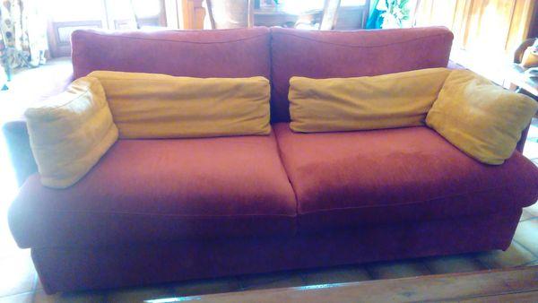 Achetez canap trois places occasion annonce vente for Monsieur meuble nantes canape