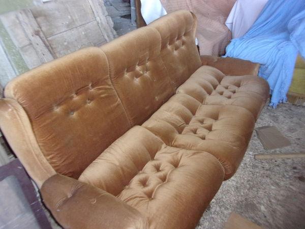 fauteuils anglais occasion annonces achat et vente de fauteuils anglais paruvendu mondebarras. Black Bedroom Furniture Sets. Home Design Ideas