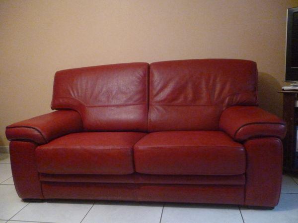 canape cuir chateau d ax votre inspiration la maison. Black Bedroom Furniture Sets. Home Design Ideas