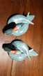 Canard en bois Décoration