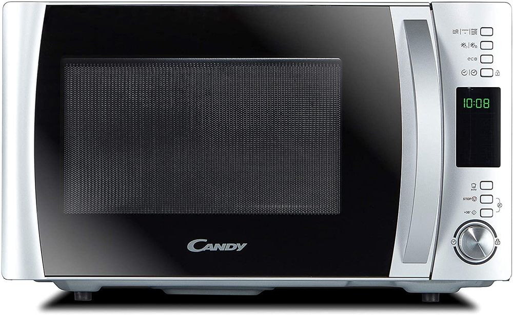 Candy CMXW22DS Micro-ondes Solo Electronique 22L Silver  50 Rotheneuf (35)