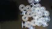Lot de 25 canettes de machines a coudre TOYOTA 6 Charantonnay (38)