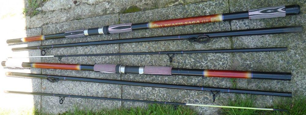 Canne à pêche ARCA beach - SAGA 420 45 Vieux-Condé (59)