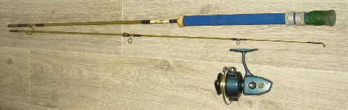canne à pêche p moulinet occasion 10 Versailles (78)