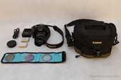 Canon EOS 600D + 18-55mm + sac + accessoires 0 Paris 14 (75)