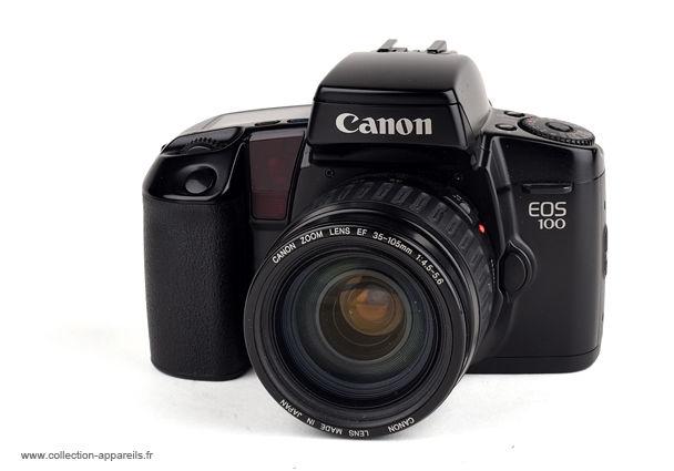Canon EOS 100 - Appareil photo argentique Réflex 60 Montreuil (93)