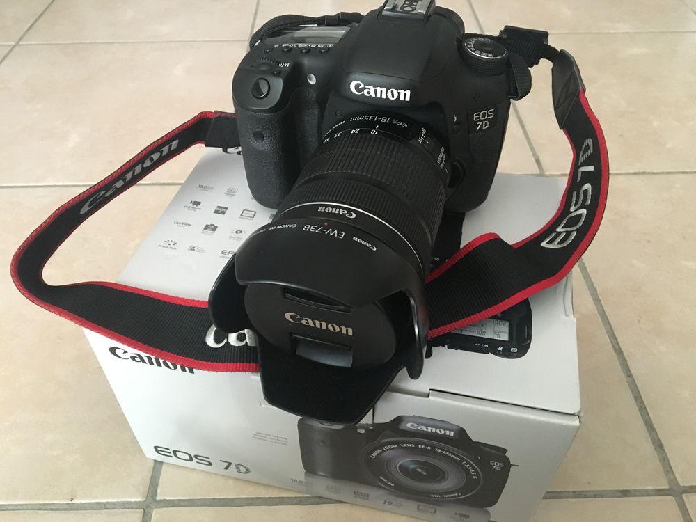 Canon EOS7D avec accessoires 1000 Le Broc (06)
