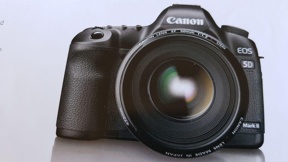 CANON EOS 5 MARK II Photos/Video/TV