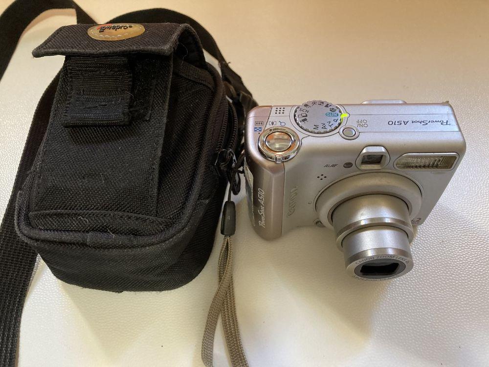APN Canon Powershot A510 20 Nimes (30)