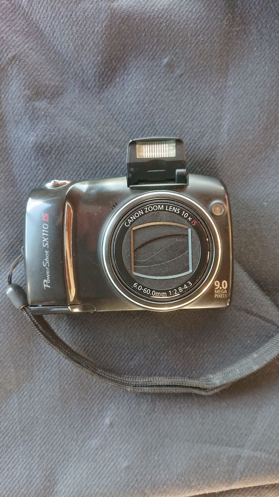 Canon powershot Sx110 IS, 9MP 25 Carnoules (83)