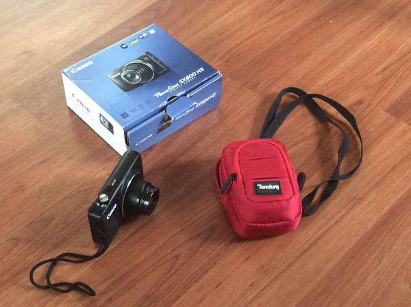Canon PowerShot SX600 noir 100 Suresnes (92)